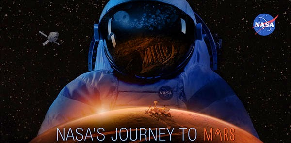 NASA Free tickets to Mars - Fly your Name to Mars