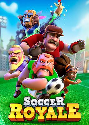 لعبة Soccer Royale للأندرويد، لعبة Soccer Royale مدفوعة للأندرويد