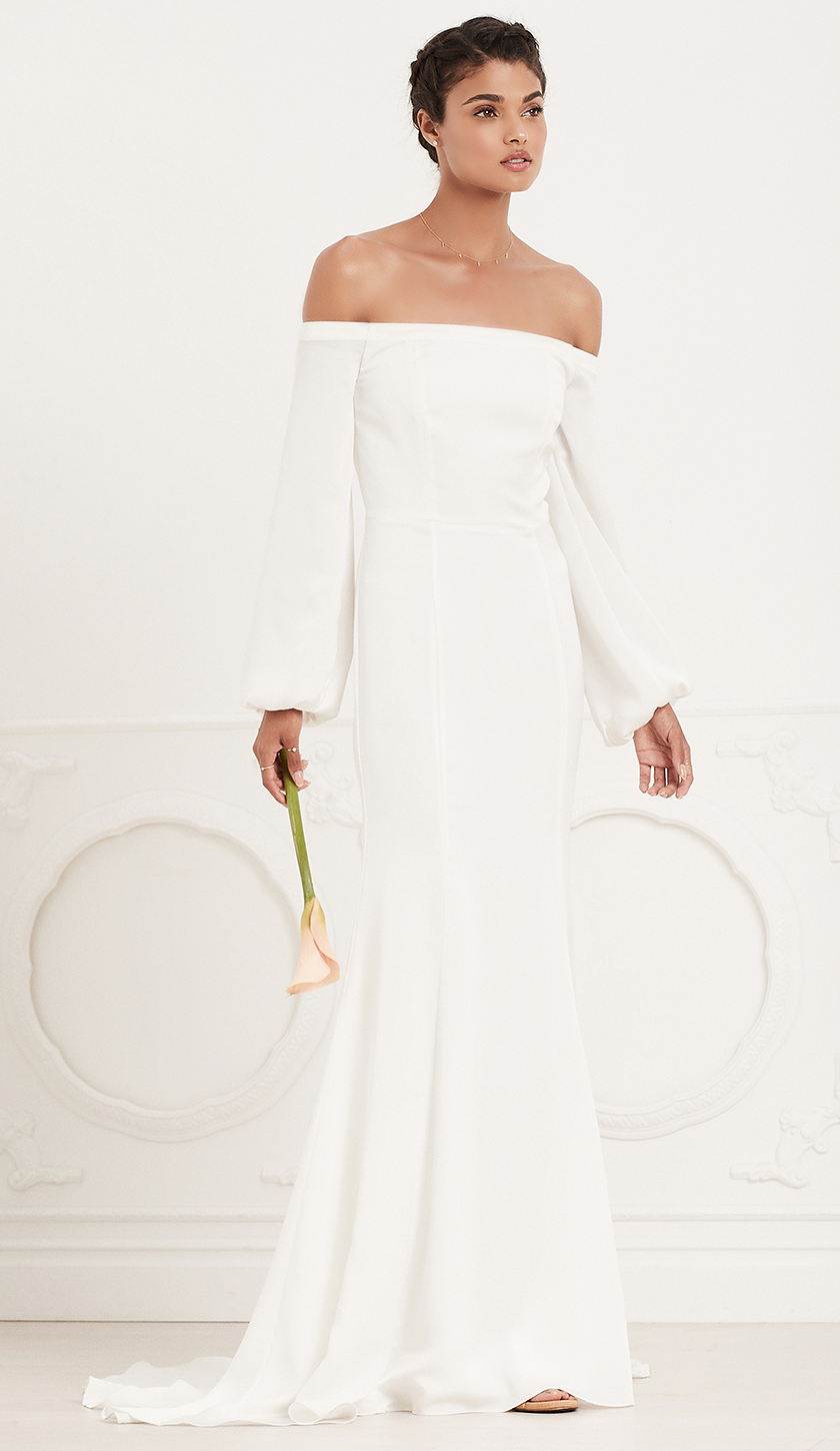 TULARROSA X Revolve Wyoming Gown