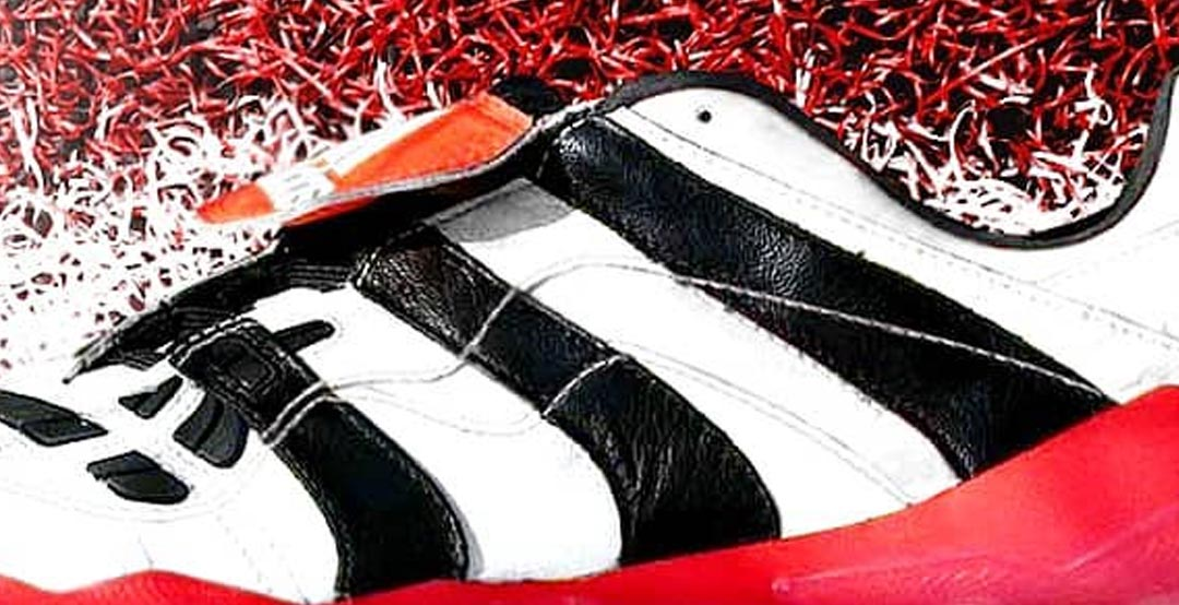 super popular 231e3 4d99b LEAKED Adidas to Release White Adidas Predator Accelerator Remake Boots  This Year