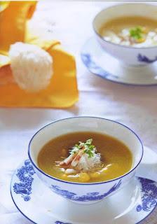 súp cua tổ yến