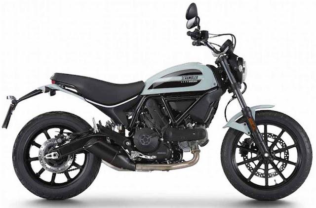 2016 Ducati Scrambler Sixty2 Colours
