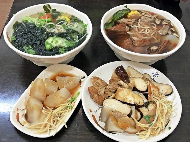68養生素食店~板橋裕民街素食