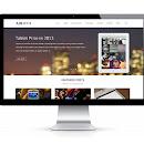 Ajbspot | MultiPurpose Responsive Premium  Free Blogger Template