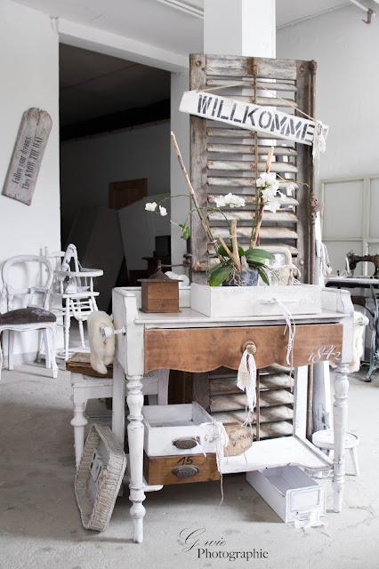 Tisch Für Nähmaschine Wohn Design