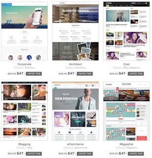Платные темы WordPress MyThemeShop