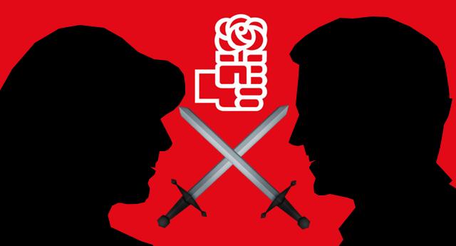 Lo que ha ocurrido en el PSOE y lo que ocurrió con el PSOE