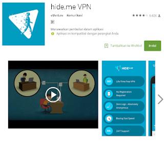 Ulasan Secara Lengkap Tentang Hide.me VPN