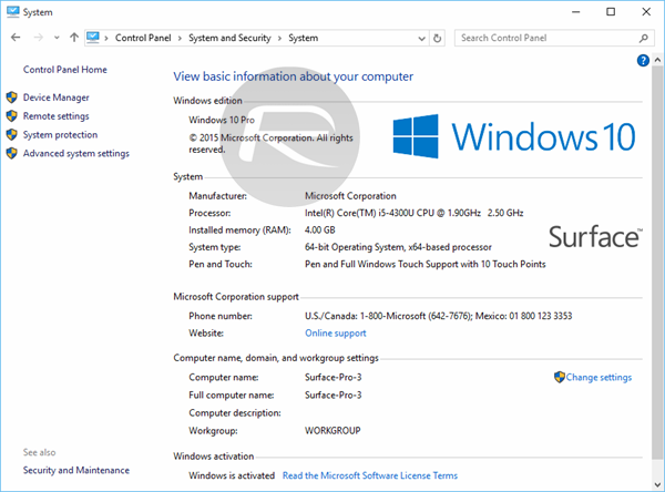 Software & Electronics: Windows 10 Product key and ...