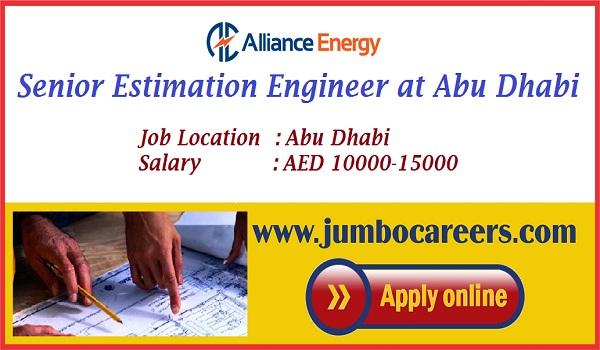 Urgent Abu Dhabi jobs, Contracting company jobs in Abu Dhbai,
