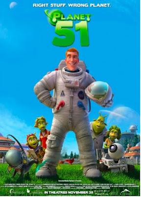 Planeta 51 en Español Latino