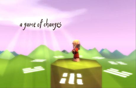 لعبة التغيرات A Game of Changes للكمبيوتر