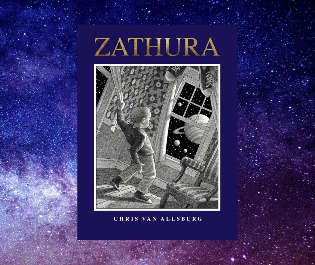 Resenha: Zathura, de de Chris Van Allsburg