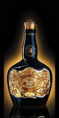 Chivas Regal whisky Royal Salute 50
