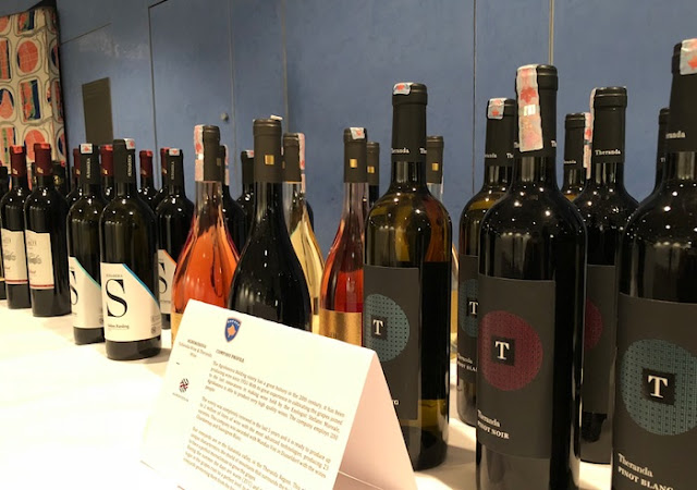 Kosovo and Albanian wines, cheeses, water and chocolates promoted in New York