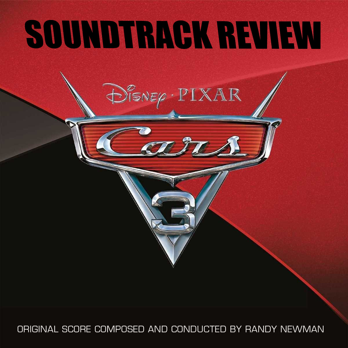 Disney·Pixar Cars 3 Soundtrack Review