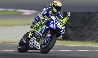 Rossi Ancam Tinggalkan Yamaha, Suzuki Siap Tampung