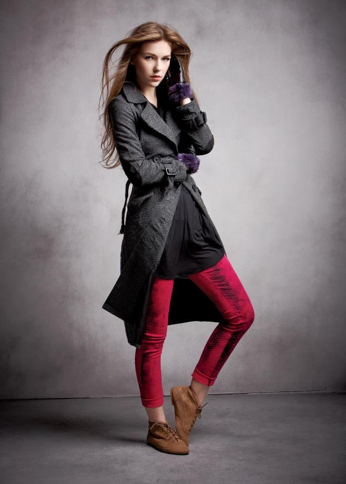 36bc2b3c173 Outfitters Winter Collection 2013 - She9