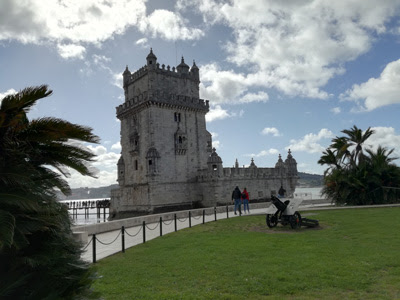 Torre de Belem. Foto de Teresa Rey.