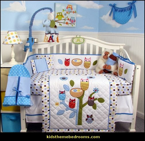 20 Beautiful Baby Boy Nursery Room Design Ideas Full Of: Decorating Theme Bedrooms