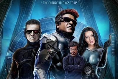 Robot 2 Movie Star Cast