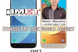 Samsung Galaxy J5 2017 FRP Lock Remove Solution - IMET Mobile