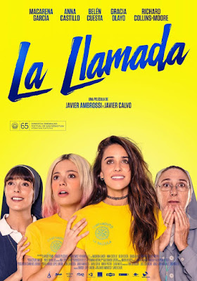 La Llamada 2017 Custom HDRip NTSC Spanish 5.1