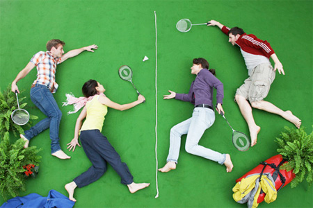 Badminton dream