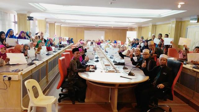 Majlis Pengumuman dan Penyerahan Slip UPKK 2016 Bagi Daerah Kuantan