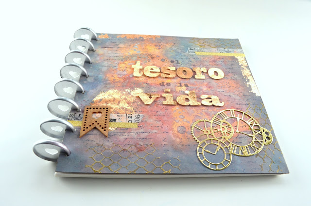 art journal happy planner 365