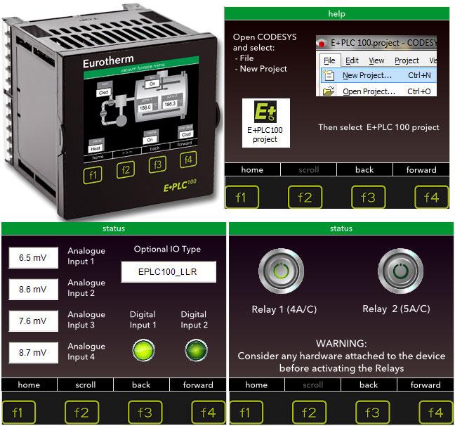 Eurotherm PLC Controller