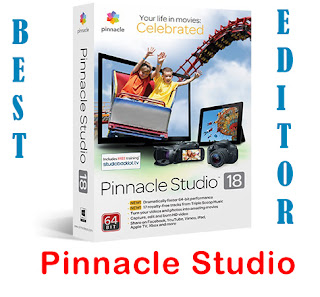 Pinnacle Studio Fre Video Editing Software
