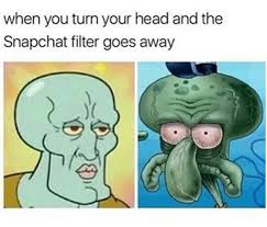 snapchat spongebob memes
