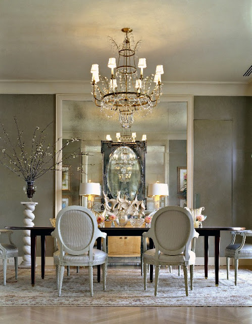 House & Post: ANTIQUE MIRRORS