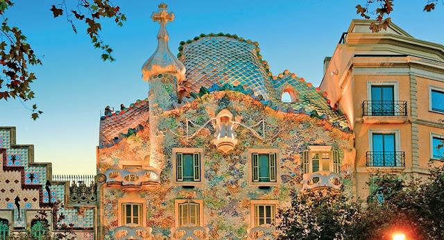 10 Hotéis Centrais em Barcelona