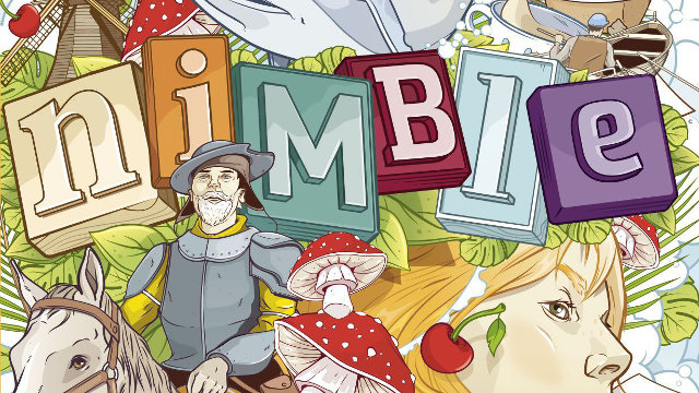 Nimble board game review