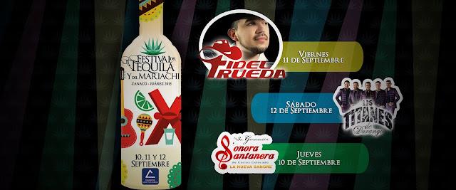 festival del tequila y del mariachi 2015