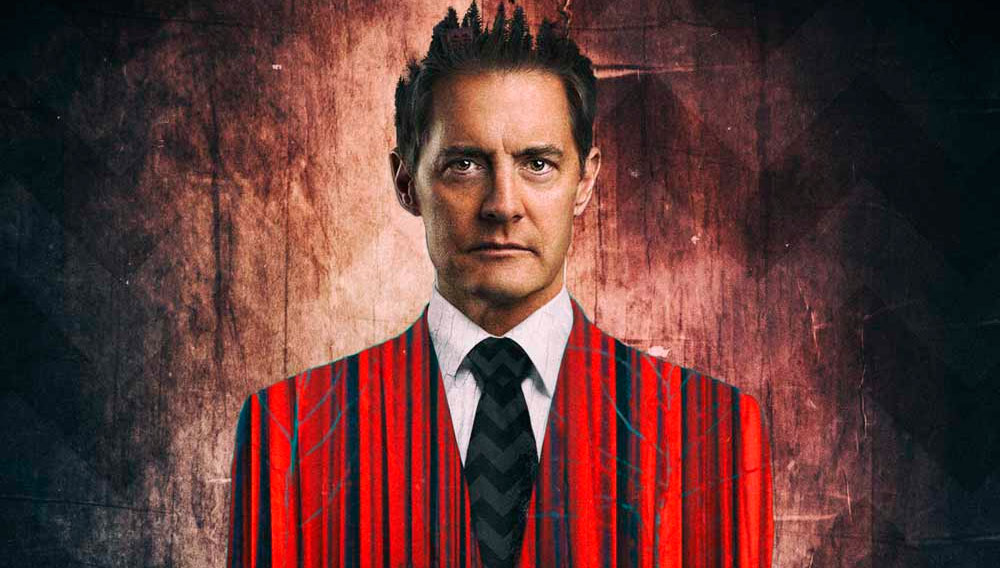Twin Peaks Poster Season 3 Dale Cooper