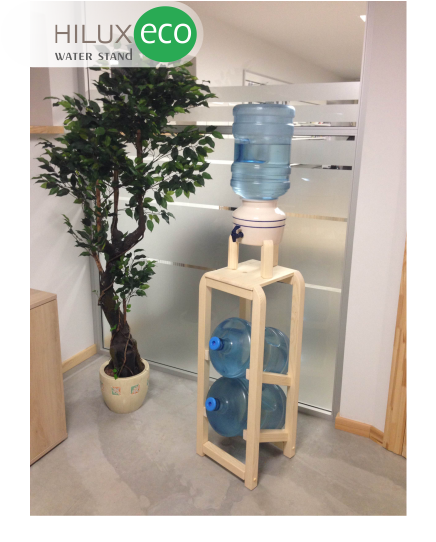 Dzeramā ūdens statīvs ''Hilux eco COMPACT''