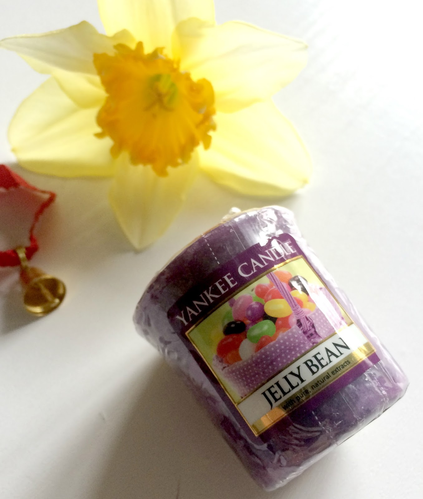 Yankee candle jelly bean review