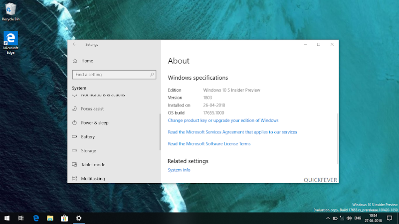 How to install windows 10 lean (CloudE) Download ISO