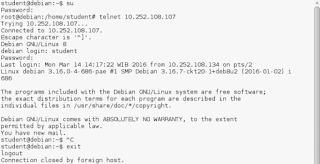Download Praktikum 2 Keamanan Data (SSH dan Telnet) di PENS (Politeknik Elektronika Negeri Surabaya)