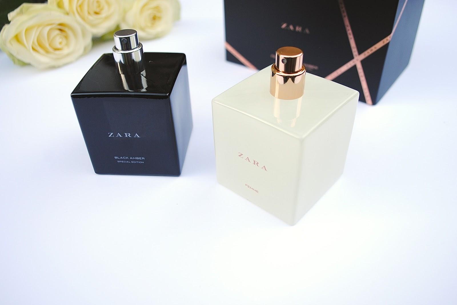 Zara Black Amberfemme Eau De Toilette Duo Oliviahelenataylor