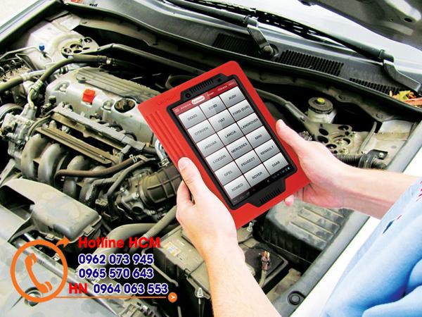 SPRO chuyên cung cấp máy chuẩn đoán lỗi ô tô X431Pro chính hãng