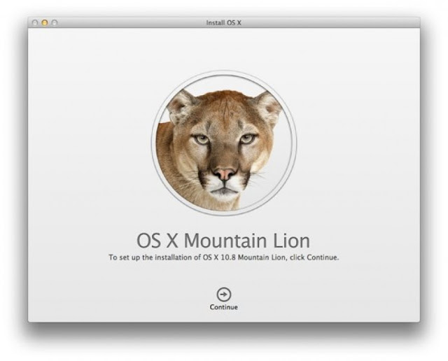 mac os x 10.8 mountain lion dmg untouched