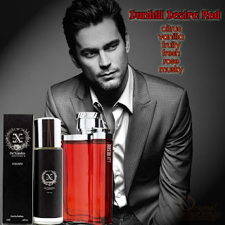 Dunhill,Dunhill Desire Red,Dexandra,Perfume