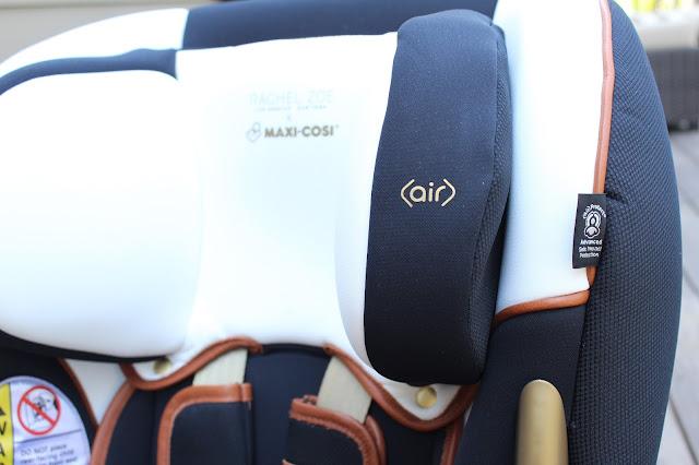 Safe convertible seat, maxi-cosi pria85