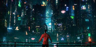 Netflix libera primeiras imagens e data de estreia de Altered Carbon
