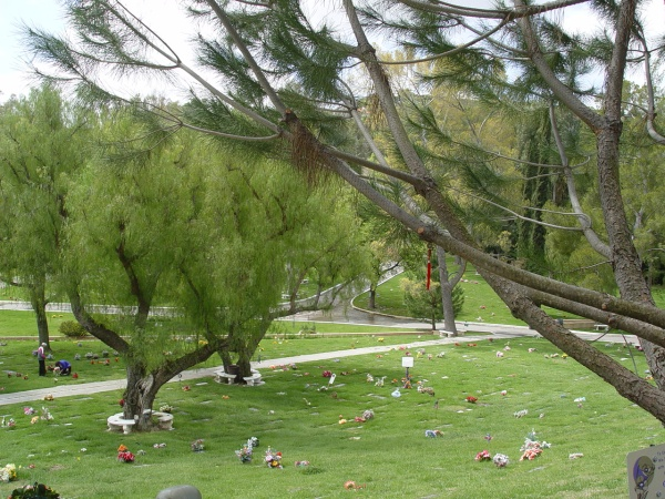 Los Angeles Memorial Pet Park