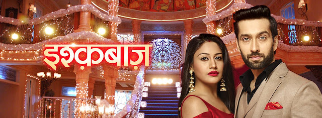 Ishqbaaaz tv serial on Star Plus
